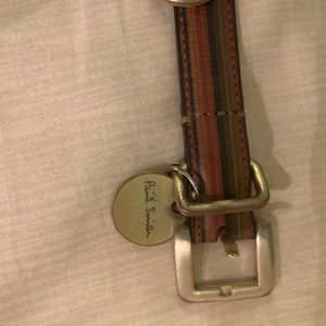 Paul Smith Accessories - Paul Smith dog collar  size s.